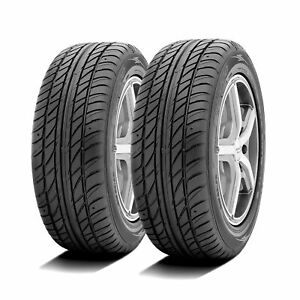 2 New Ohtsu By Falken Fp7000 195 65r15 91h A S Performance Tires