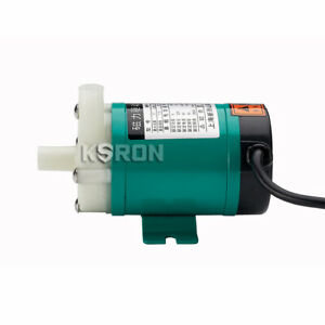 220v 6w 330lph Magnetic Drive Circulation Pump For Water Treatment food Industry