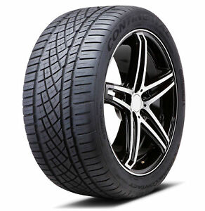 Continental Extremecontact Dws 06 295 35r18 99y A s High Performance Tire