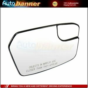 Compatible With 2011 2012 Ford Fusion Passenger Side Mirror Glass Blind Spot