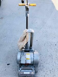 Essex Silver Line Sl8 Pro Alto Wood Floor 8 Drum Ez Sander Machine Not Clarke