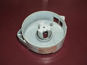 New nos Oem Stihl Concrete Cut off Demo Saw Air Filter Cleaner Box Base Ts460