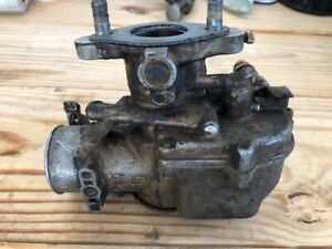 Used Holley Carburetor For Ford Farm Tractors With 3 Cylinder Engines