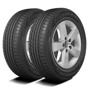 2 New Federal Formoza Gio 165 50r15 73v As All Season A s Tires