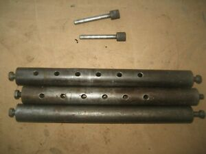 Kwik Way Boring Bar Fwh The 3 Column And Pins What Is On The Pictures