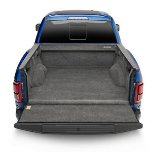 Bedrug 3 4 Carpet Truck Bed Liner For 2005 2019 Nissan Frontier 6 Bed King Cab