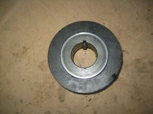 Kwik Way Boring Bar Fwh Boring Bar Drive Pulley Only what Is On The Picture