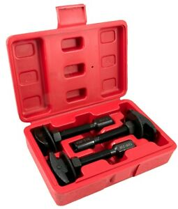 Rear Axle Bearing Puller Set Installer Extractor For Semi Floating Rear Axle