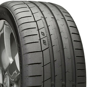2 New Continental Extremecontact Sport 245 40zr17 91w High Performance Tires