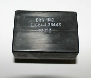 Erg E1624 1 3544s Miniature Isolated Step up Dc dc Converter 24v In 135v Out 6w