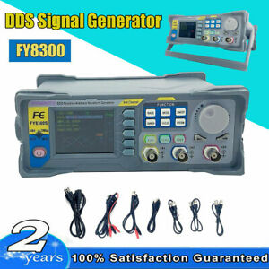 Fy8300 60m 3 channel Arbitrary Waveform Dds Signal Generator Frequence Functions