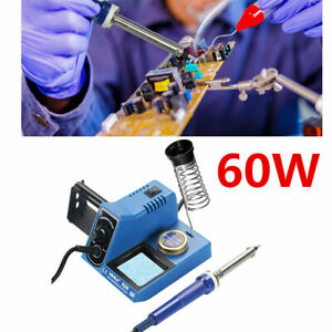 Full Kit 60w 220v Digital Led Display 926 Portable Soldering Iron Station Per