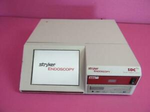Stryker Endoscopy Sdc Pro Digital Video Image Capture System