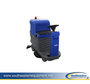 Demo Cwz x6 Rider Scrubber Floor Sweeper