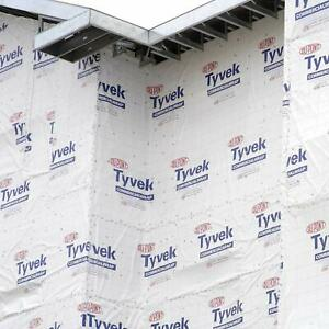 Dupont Tyvek Commercialwrap Home Wrap 5 X 200 Roll