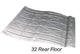Ford Roadster And 5w Five Window Coupe Stampd Rear Floor Pan 1932 B155