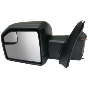 New Mirror Driver Left Side For F150 Truck Lh Hand F 150 Fo1320522 Fl3z17683bb