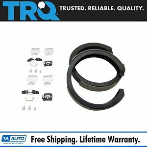 Trq Rear Parking Emergency Brake Shoe Kit For Chevy Gmc Cadillac Buick Olds