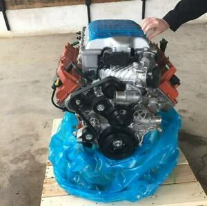 Dodge 6 2l Hellcat Complete Drop In Engine Assembly Hot Rod Crate Plug N Play Oe