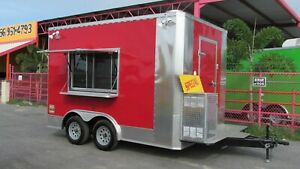 8 5 X 12 And Only 18 500 New Usa Made Food Trailer Truck Concession Stand L k