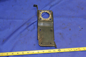 Mg Mgb 75 80 Carburetor Heat Shield Bracket Assembly
