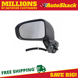 Power Driver Side View Mirror For 2014 2015 Honda Civic