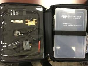 Teledyne Lecroy D2505 a ps 25 Ghz Complete Differential Probe System Mint