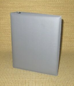 Classic Franklin Covey quest Gray Durable 1 5 Rings Open Planner binder