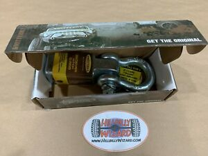 Brand New Smittybilt 2 Receiver Mounted D ring Shackle