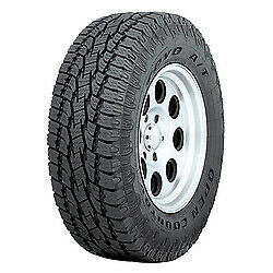 Toyo Open Country At Ii P265 70r17 113s 352000 4 Tires