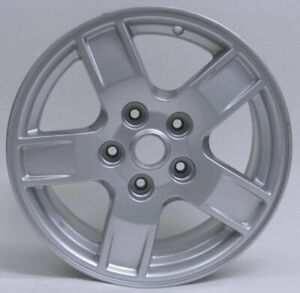 New 17 X 7 5 Replacement Wheel Rim For 2005 2006 2007 Jeep Grand Cherokee