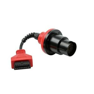 Mercedes Benz 38pin Connector Working For Autel Ms906 908 Car Diagnostic Tool