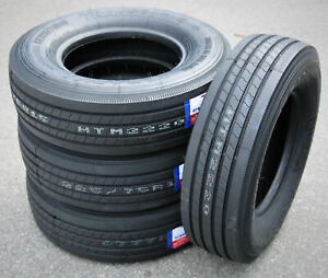 4 New Transeagle All Steel St Radial St 225 75r15 Load F 12 Ply Trailer Tires