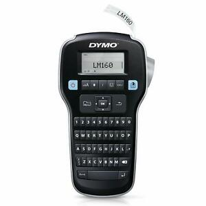 Label Maker Label Manager 160 Portable Label Maker Easy to use One touch