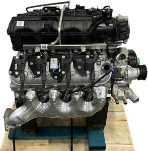 Gm 6 0l l96 Crate Engine 360 Hp New 19370449