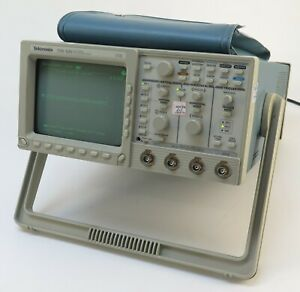 Tektronix Tds420 Four Channel Digitizing Oscilloscope 150 Mhz 100 Ms s