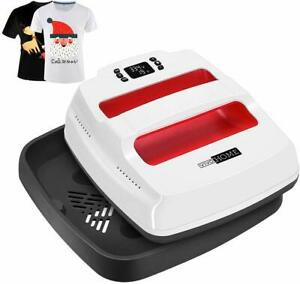 Vivohome T shirt Heat Press Iron on Machine Digital Sublimation Transfer Printer