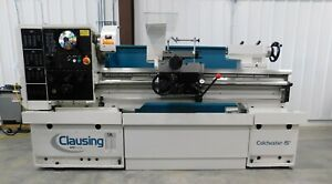 10203 New Clausing colchester 15 X 50 Geared Head Lathe