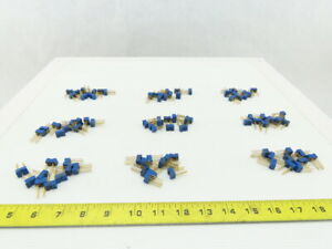 Cambion 16 Pin 16mm Pin Ic Integrated Circuit Socket Lot Of 90