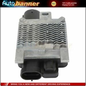 Radiator Cooling Fan Relay Control Modul Fit For Pontiac Solstice 2007 2009 2 0l