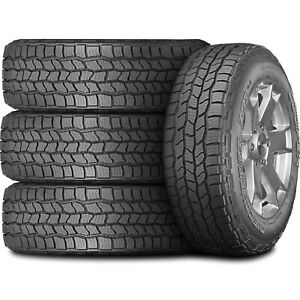 4 New Cooper Discoverer At3 4s 225 65r17 102h A t All Terrain Tires