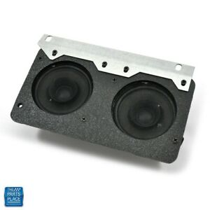 1964 1967 Gto Lemans Standard Speakers With Or Without Air 2006 Ea