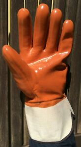 Mapa Insulated Waterproof Ice Cold To 30c Pvc Work Gloves 11 Men Sz 10 Large