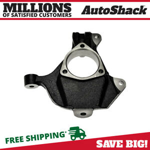 Front Left Steering Knuckle Without Bearing For 1999 2006 Sierra Silverado 1500