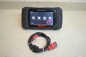 Snap on Solus Ultra Diagnostic Full Function Scanner Dom asian euro 15 2