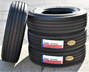 4 New Transeagle All Steel St Radial St 235 85r16 Load H 16 Ply Trailer Tires