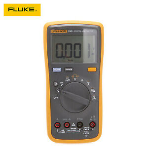 Fluke Fluke 15b Economical Digital Multimeter Lcd Display