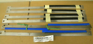 Moore Production Tool A55072 Stainless Knife Lot New