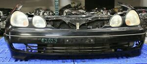 Jdm 1998 2005 Toyota Aristo Lexus Gs300 Front End Fmic Not Included Fenders