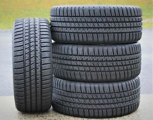 4 New Michelin Pilot Sport A s 3 205 45r17 84v A s Performance Tires